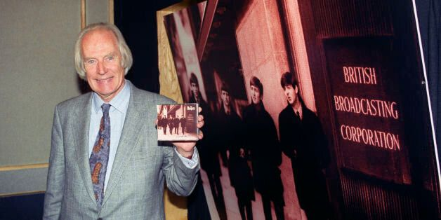File photo dated 22/11/94 of Sir George Martin, the record producer known as the