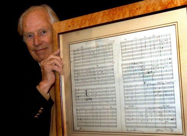 Πέθανε ο «πέμπτος Beatle», ο θρυλικός μουσικός παραγωγός Sir George