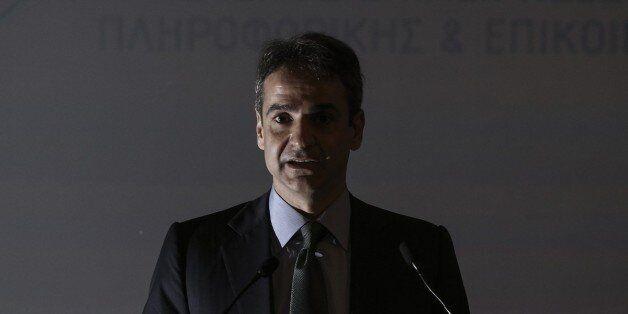 Μητσοτάκης στο CNBC: Η Ελλάδα αντιμετωπίζει δύο παράλληλες