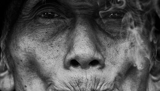 Πορτρέτα ανθρώπων που έζησαν τον πόλεμο του