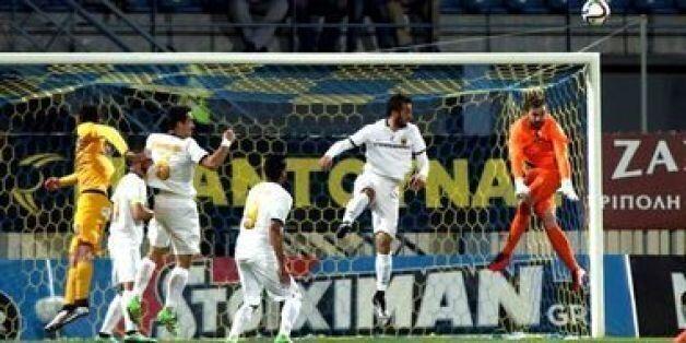 Ισοπαλία στην Τρίπολη, 0-0 ο Αστέρας με την