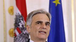 Να θέσει και η Γερμανία ανώτατα όρια στην υποδοχή προσφύγων ζητά ο Αυστριακός καγκελάριος Βέρνερ