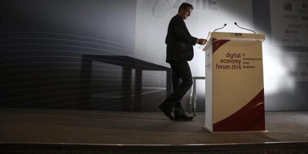 Μητσοτάκης: Η Ελλάδα δεν πρέπει να χάσει την ευκαιρία της μεγάλης ψηφιακής
