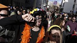 Γιόρτασαν το καρναβάλι σε ολόκληρη την Πελοπόννησο: Κέφι, ζωντάνια και θεματολογία από την
