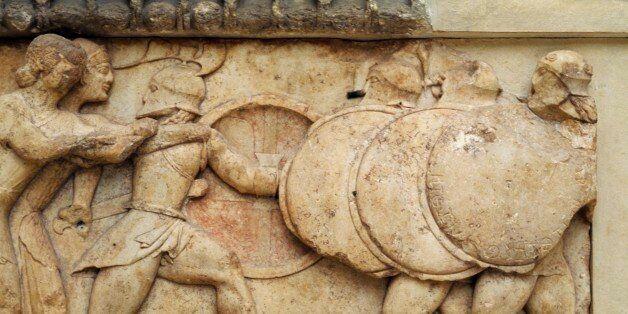 Ελλάδα, ζώσαν και