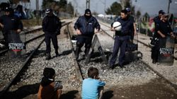 Τρία προσφυγόπουλα χτυπήθηκαν από ρεύμα στην Ειδομένη. Εσπευσμένα στο νοσοκομείο μεταφέρθηκε το