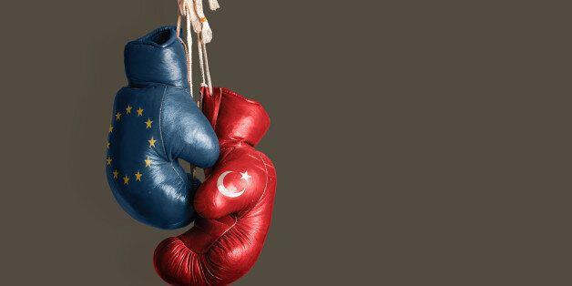 Symbol of the Politics between EU and
