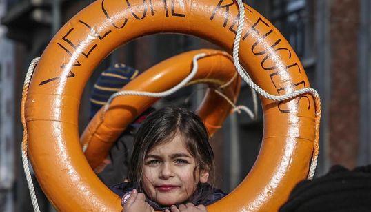 Διαδηλώσεις για #safepassage now! στις Βρυξέλλες και σε άλλες ευρωπαϊκές πόλεις υπέρ των