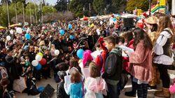 Οι αποκριάτικες εκδηλώσεις στην Αθήνα συνεχίζονται και είναι γεμάτες μουσική και