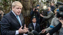 Ο δήμαρχος του Λονδίνου Μπόρις Τζόνσον ξεκινά εκστρατεία υπέρ του