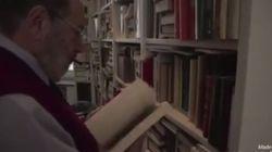 Περιπλανηθείτε στη βιβλιοθήκη λαβύρινθο του Ουμπέρτο