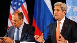 Τηλεφωνική επικοινωνία Κέρι- Λαβρόφ για στρατιωτική συνεργασία για την εκεχειρία στη