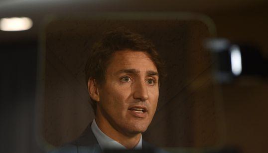 Trudeau n'est pas à l'abri des gaffes: en voici un