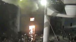 Όταν ξέσπασε η βία: Βίντεο από την αιματηρή εξέγερση των φυλακών Τόπο Τσίκο στο