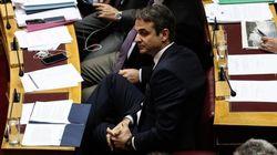Μητσοτάκης: Προτιμώ εκλογές παρά να συνεργαστώ με τον