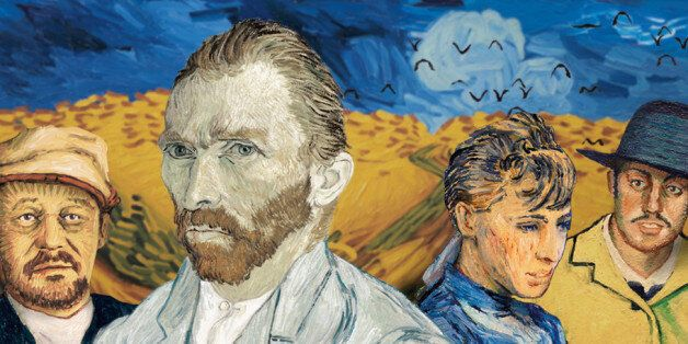 Loving Vincent: Η πρώτη ζωγραφισμένη ταινία μεγάλου μήκους έρχεται και φαίνεται ήδη