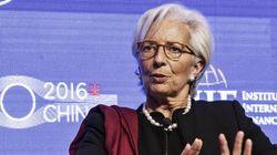 Κριστίν Λαγκάρντ: Το ΔΝΤ εξακολουθεί να προβλέπει ανάπτυξη της παγκόσμιας