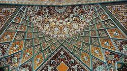 Τα μαγικά ταβάνια των τζαμιών του