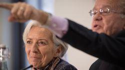 Την επιστροφή του ΔΝΤ στην Αθήνα προανήγγειλε ο εκπρόσωπος Τύπου Τζέρι