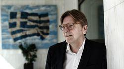 Ο Γκι Φερχόφστατ μιλά στη HuffPost Greece για το δύσκολο μέλλον των ''28'' και στέκεται έντονα επικριτικά απέναντι στην κυβέρ...