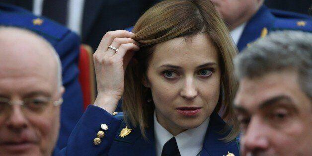 Η γενική εισαγγελέας της Κριμαίας, Ναταλία