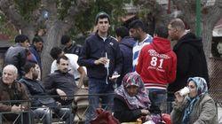 Αναστάτωση στην πλατεία Βικτωρίας: Μετανάστες απειλούσαν ότι θα