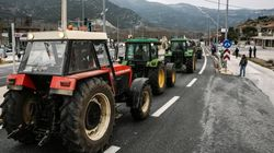 Προς αποκλιμάκωση οι κινητοποιήσεις των αγροτών: Φεύγουν από τα Τέμπη τα τρακτέρ, ανοίγει ο