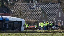 Ένας νεκρός και τραυματίες μετά τον εκτροχιασμό τρένου στην