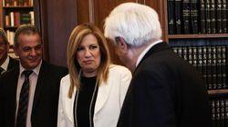 Συνάντηση πολιτικών αρχηγών για το προσφυγικό ζήτησε η Φώφη