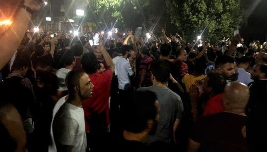 """EGITTO - Piazza Tahir sfida il """"faraone"""": """"Al-Sisi, vattene"""". Centinaia gli arrestati, la protesta dilaga (di U. De"""