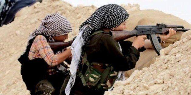 YPG   YPJ Women Fighters of