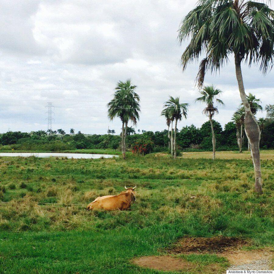 Κούβα: Επίσκεψη στο