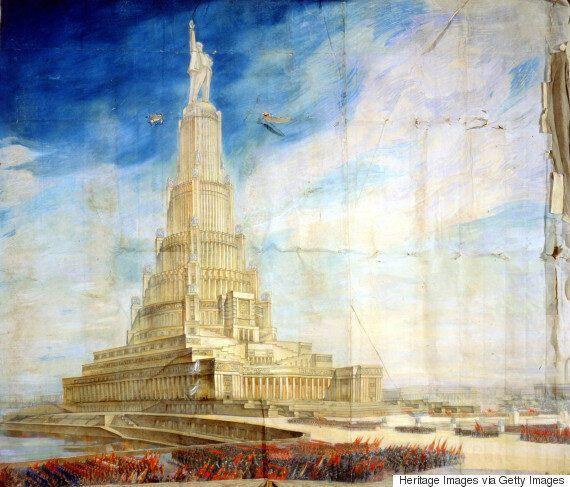 Γιατί ο Στάλιν δε κατάφερε να ολοκληρώσει το Παλάτι των