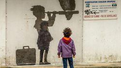 Ερευνητές ισχυρίζονται ότι ταυτοποίησαν τον Banksy χρησιμοποιώντας μια εγκληματολογική