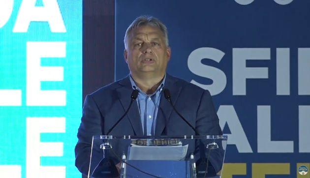Viktor Orban ad