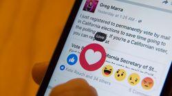 Τα Reactions του Facebook και η εξάλειψη της