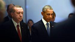 Ο Ερντογάν υποστηρίζει πως απέσπασε δέσμευση από τον Ομπάμα για στενότερη συνεργασία κατά του