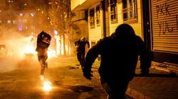 Βίαιες συγκρούσεις στην
