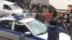Συνελήφθη 30χρονος μέλος της Χρυσής Αυγής για την επίθεση σε περιπολικό στο