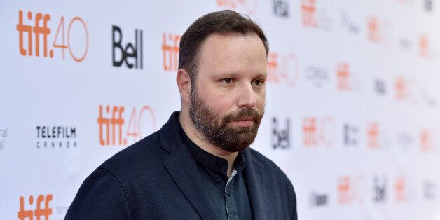 TORONTO, ON - SEPTEMBER 11: Writer/director Yorgos Lanthimos attends 'The Lobster' premiere during the...
