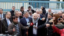 Διαμαρτυρία επιστημόνων και ελεύθερων επαγγελματιών στο Υπουργείο
