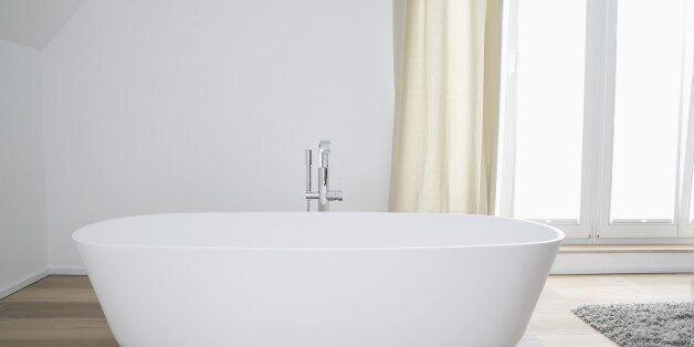 Germany, Cologne, bath