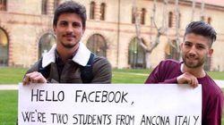 Luca De Angelis, Fabio De Biase: Δυο Iταλοί φοιτητές έγιναν viral σ' όλο τον κόσμο επειδή απλά το ζήτησαν μέσω μιας