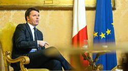 Ρέντσι: «Ανησυχώ για την Σένγκεν». Ιταλική πρόσκληση για δείπνο εργασίας στην «Ευρώπη των