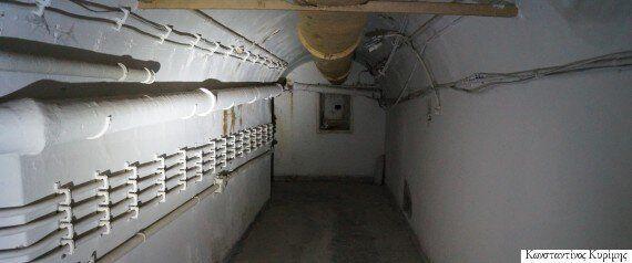 «Τα Καταφύγια της Αττικής»: Ένα βιβλίο - ταξίδι περιήγησης στην άγνωστη υπόγεια