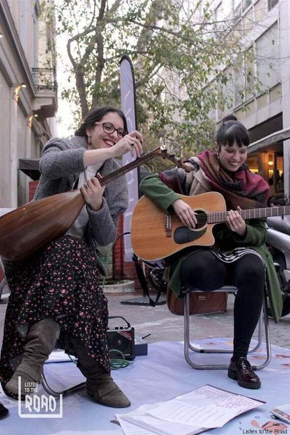 Listen to the Road: Κάτι όμορφο συμβαίνει στους δρόμους της Αθήνας, ανοίξτε τα αυτιά σας και