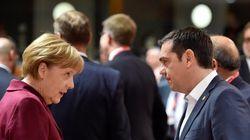 Κοινή «κάθοδος» Μέρκελ - Τσίπρα για το προσφυγικό στο Ευρωπαϊκό Συμβούλιο απέναντι στο «μπλοκ» των