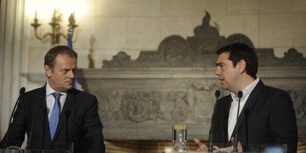 Τουσκ: Η εξαίρεση της Ελλάδας από τη Σένγκεν δεν λύνει κανένα