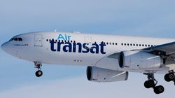 Air Transat cesse les repas pour certains voyageurs avec des diètes