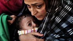 Τραγικές στιγμές στη Μυτιλήνη. Μητέρες αναζητούν τα παιδιά τους που τα πήραν βίαια Τούρκοι
